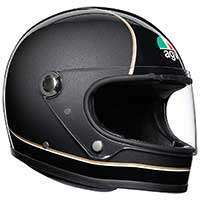 Agv X3000 Super Agv Helmet Black Gray Yellow