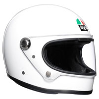 Agv X3000 Solid White