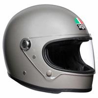 Agv X3000 Solid Grigio Opaco