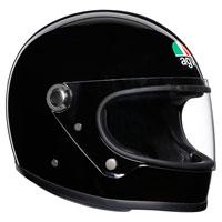 Agv X3000 Solid Nero