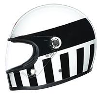 Agv X3000 Invictus Helmet White Black