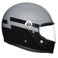 Agv X3000 Superba Helmet Grey Black