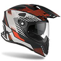 Airoh On-off Commander Boost Helmet Orange Matt