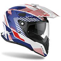 Airoh On-off Commander Boost Helmet White Blue