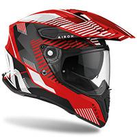 Airoh On-off Commander Boost Helmet Red