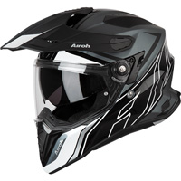 Casque Airoh On-off Commander Duo Noir