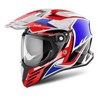 Airoh On-off Commander Helmet Red Gloss