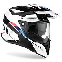 Airoh On-off Commander Skill Helmet White Gloss