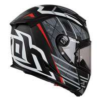 Full Face Helmet Airoh Gp 500 Drift Matt Black