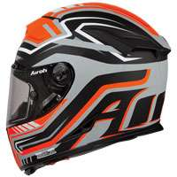 Full Face Helmet Airoh Gp 500 Rival Matt Orange