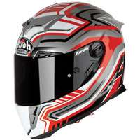 Full Face Helmet Airoh Gp 500 Rival Red