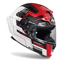 Casco Airoh Gp 550 S Challenge Rosso Lucido