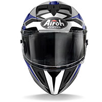 Casco Airoh GP 550 S Wander azul brillo