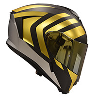 Casco Integrale Airoh Spark Scale Gold Limited Edition