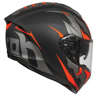 Full Face Helmet Airoh St 501 Bionic Orange