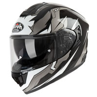 フルフェイスヘルメットヘルメット ST 501 バイオニックホワイト