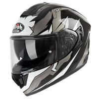 Casque Moto Airoh St 501 Bionic Blan