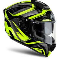 Airoh St 501 Dude Helmet Yellow Gloss