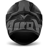 Airoh St 501 Dude Helmet Anthracite Gray