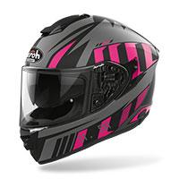 Full Face Helmet Airoh St 501 Blade Pink Matt Lady