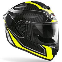 Airoh St 501 Prime Helmet Yellow Gloss