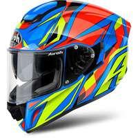 Airoh St 501 Thunder Helmet Blue Gloss