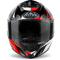 Airoh St 501 Thunder Helmet Red Gloss