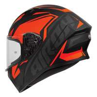 Full Face Helmet Airoh Valor Impact Orange Matt