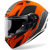 Casco Airoh Valor Wings Arancio Opaco