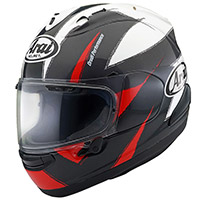 Casco Arai RX-7V Sign negro rojo
