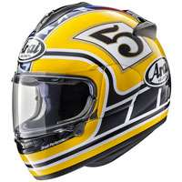 Arai Chaser-x Edwards Legend Giallo