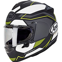 Arai Chaser X Sensation Helmet Yellow