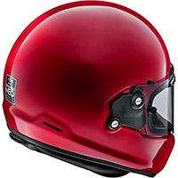 アライコンセプトXヘルメットレッド