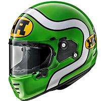 新井コンセプトX HAヘルメットグリーン