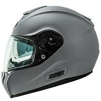 NOS NS 6 シール ヘルメット グレーマット