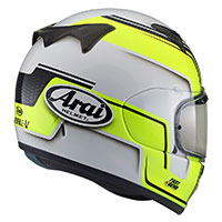 Arai Profile-v Bend White Yellow