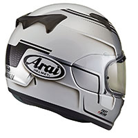 Arai Profile-v Bend White Black