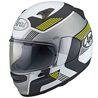 Arai Profile-v Copy Giallo Fluo