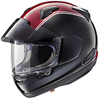 Casco Arai Qv ​​Pro Honda Goldwing rojo