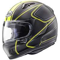 Arai Renegade V Diablo Yellow
