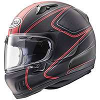 Arai Renegade V Diablo Red