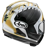 Casco Arai RX-7V Rea Gold Edition