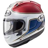 Arai RX-7 V Spencer 40th rojo new