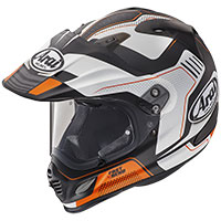 Arai Tour-x 4 Vision Helmet Orange