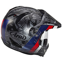Casco Arai Tour-x 4 Cover Blu