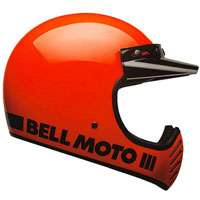 Bell Moto-3 Classic Fluo Orange