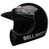 Bell Moto-3 Classic Nero
