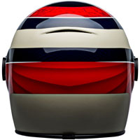 Full Face Helmet Bell Bullitt Carbon Hustle - 4