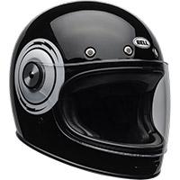 Bell Bullit Dlx Bolt Helmet Black White
