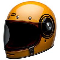 Bell Bullitt Dlx Bolt Helmet Yellow